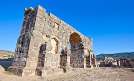 Volubilis, Marocco Royalty Free Stock Images