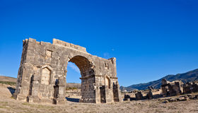 Volubilis, Marocco Royalty Free Stock Photos