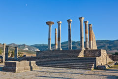 Volubilis, Marocco Royalty Free Stock Photo