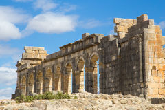 Volubilis, Morocco Royalty Free Stock Photography