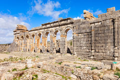 Volubilis in Morocco Stock Images
