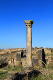 Volubilis - Roman archaeological site, Morocco Royalty Free Stock Photography