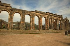 Volubilis Stock Photos