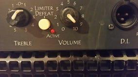Volume bruyant images stock