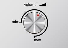 Volume Control. Stock Photos