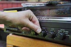 Volume Control Knob Royalty Free Stock Photography