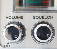 Volume control Royalty Free Stock Image