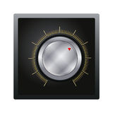 Volume control Stock Photography