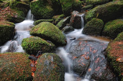 Volume de água Foto de Stock Royalty Free