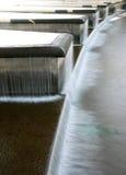 Volume de água da ponte Fotografia de Stock