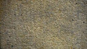 Volume de água na textura do fundo da parede de pedra do tijolo video estoque