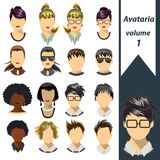 Volume 1 de Avataria Fotografia de Stock Royalty Free