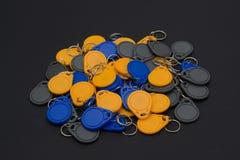 Volume de portas-chaves do nfc Imagens de Stock