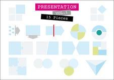 Volume di presentazione 1 immagini stock