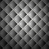 Volume gray grid Royalty Free Stock Photography
