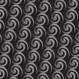 Volume gray pattern Stock Image