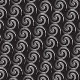 Volume gray pattern Stock Image
