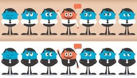 Volunteer vector illustration