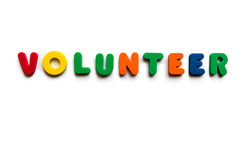 Volunteer Royalty Free Stock Images