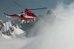Volunteer Mountain Rescue Service Stock Photos