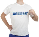 Volunteering Stock Photo