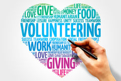 Volunteering Stock Photo