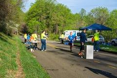 Volunteers, 2021 Blue Ridge Marathon