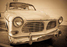 Volvo 122 Royalty Free Stock Photo