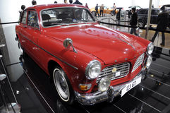 VOLVO 123 GT Photographie stock