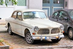 Volvo Amazon Stock Image