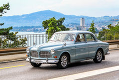 Volvo Amazon Royalty Free Stock Photo