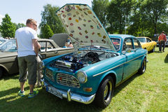 The Volvo Amazon (122S) Royalty Free Stock Images