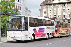 Volvo 9900 Stock Images