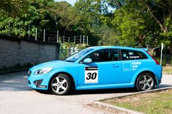 Volvo C30 hatchback limited edition Stock Photography