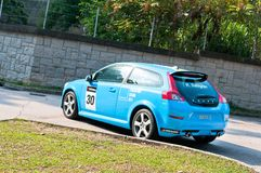 Volvo C30 hatchback limited edition Royalty Free Stock Image