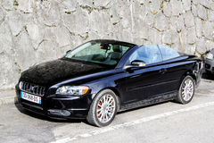 Volvo C70 Royalty Free Stock Images