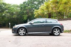 Volvo C30 T5 Royalty Free Stock Photo
