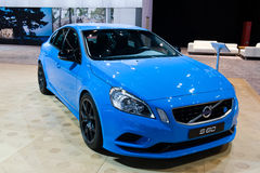 Volvo at the Chicago Auto Show Royalty Free Stock Image