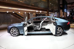 Volvo Concept Car You at IAA Royalty Free Stock Images