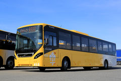 Volvo 8900 Euro 6 City Bus Stock Photo