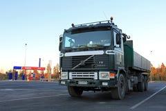 Volvo F12 Intercooler Truck Royalty Free Stock Photos