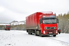 Volvo FH12 image libre de droits