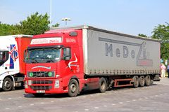 Volvo FH12 Stock Images