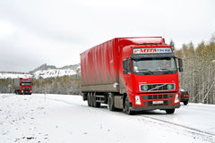 Volvo FH12 Royalty Free Stock Image