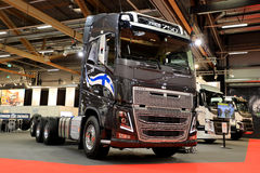 Volvo FH16 750 Heavy Duty Truck Royalty Free Stock Photos