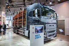VOLVO FH16 wyróbki ciężarówka Zdjęcia Stock