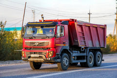Volvo FMX.400 Royalty Free Stock Photos