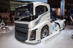 Volvo Iron Knight Race Truck Stock Photo