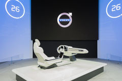Volvo-Konzept 26 Lizenzfreies Stockbild