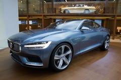 Volvo-Konzept Coupé Stockbild